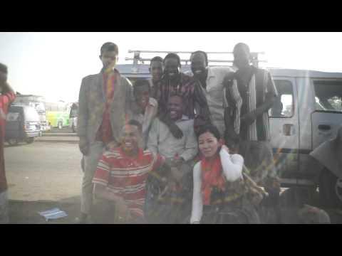 旅する鈴木568:We are going to Atbarah tomorrow@Sudan
