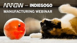 Webinar: How PlayDate Conquered the Manufacturing Process Webinar