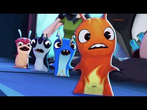 Slugterra | Slugball | Episode 28 | HD | Videos For Kids