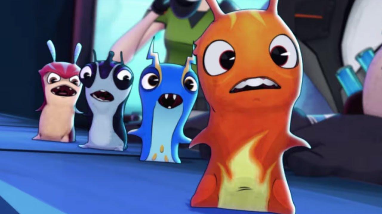 Download Slugterra | Slugball | Episode 28 | HD | Videos for Kids