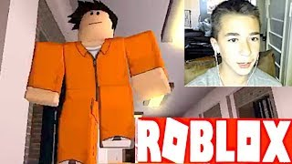 Roblox Prison Break and MORE with Robert-Andre