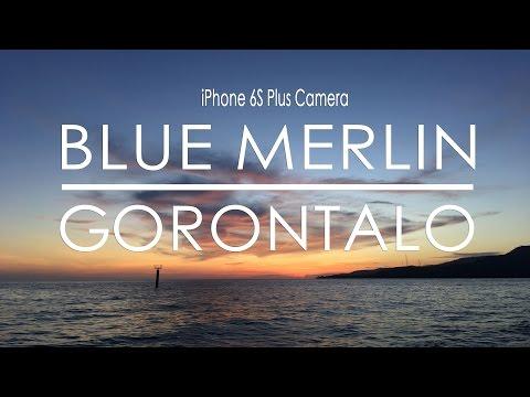 iPhone 6S Plus Camera // Blue Marlin Gorontalo // 4K // iMovie // Hyperlapse // Timelapse