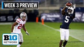 Week 3 Preview: Penn State Looks To Get On Track Vs. Maryland   Big Ten Football