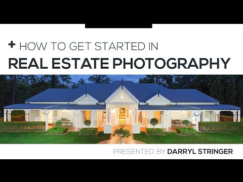 How to get started in real estate photography