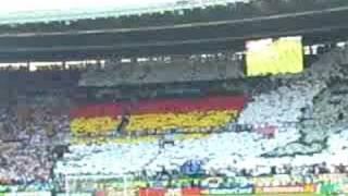 Euro 2008: Finale Deutschland vs. Spanien