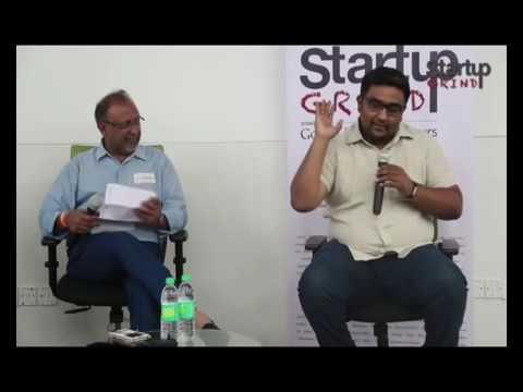 Kunal Shah (CEO & Co founder, Freecharge) at Startup Grind Mumbai