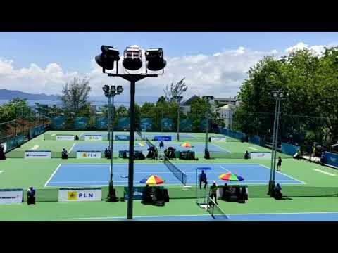PON XX Papua: Hasil Cabor Tenis Tunggal Putri 01 Oktober 2021