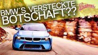 BMWs versteckte Botschaft?   BAVMO Zukunft ist Vergangenheit Spezial