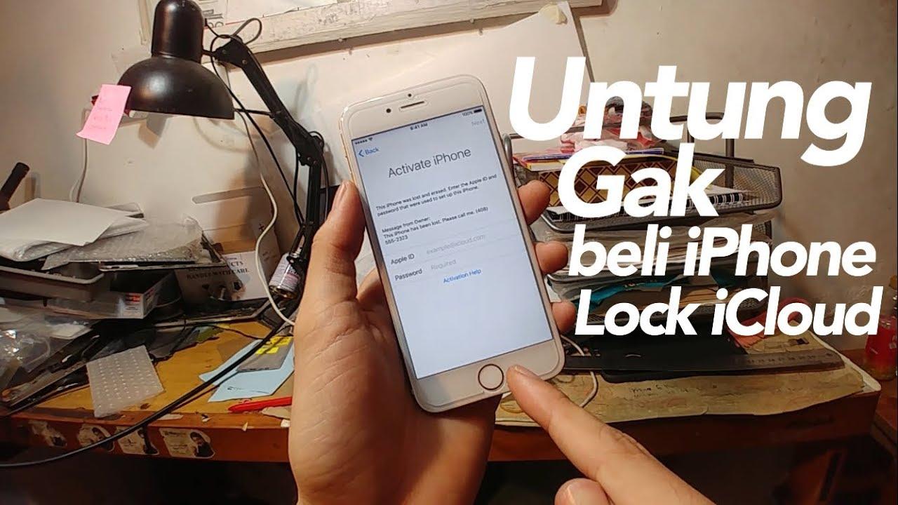 Worth It Gak Sih Beli Iphone Lock Icloud Youtube