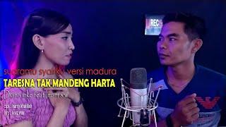 Download Lagu SUARAMU SYAIRKU VERSI MADURA(TARESNA TAK MANDENG HARTA)_DIANA INKE FT IMAM S.W(COVER) mp3