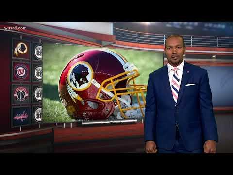 Redskins' Senior VP of Player Personnel Doug Williams talks NFL Draft