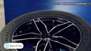 Тест литых дисков(Колесо – это комплектующая автозапчасть, обеспечивающая безопасность передвижения транспортного средств..., 2016-06-14T08:03:30.000Z)