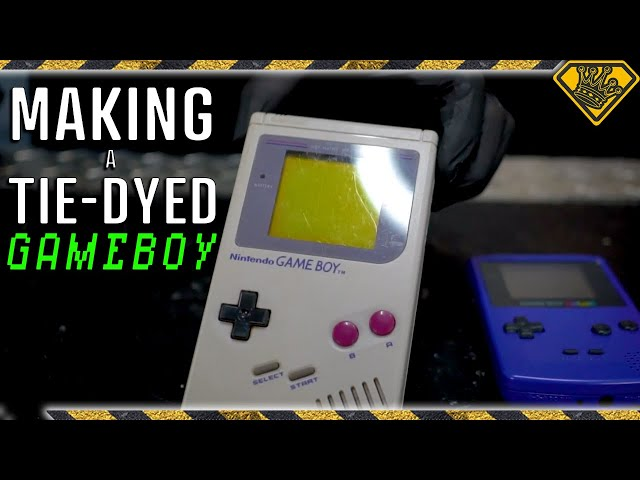 Is It Ok to Hydrodip Nintendo?