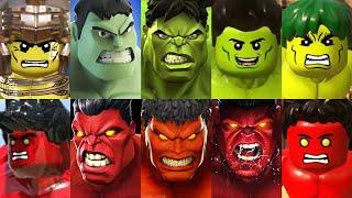 Hulk Assemble! Spider-Man, Iron Man, Captain America, Thor, Venom! Marvel Avengers Heroes Gameplay!