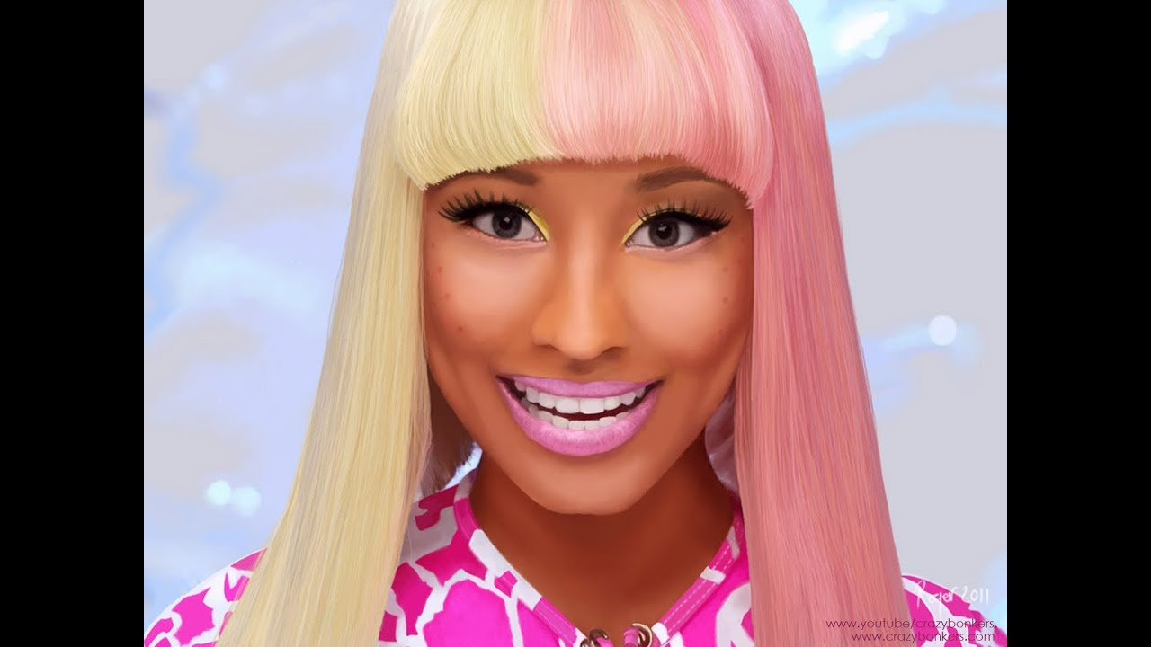 Nicki Minaj S Real Hair Let S Have A Look Youtube
