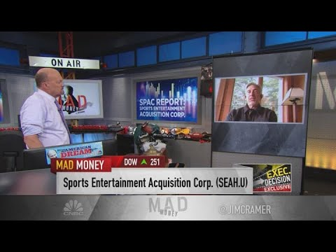 Sports Entertainment Acquisition CFO on flexibility provided by SPACs