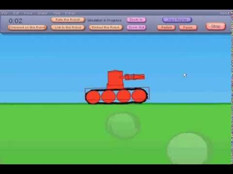 Incredibots 2, How to make a cool tank