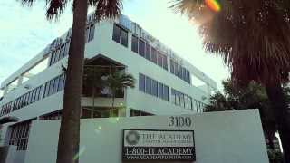 The Academy - IT Computer Training School - Miami, Fort Lauderdale Florida