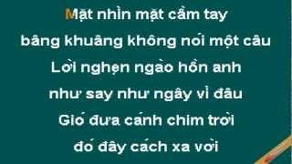 Em Den Tham Anh Mot Chieu Mua Karaoke - Khánh Hà - CaoCuongPro