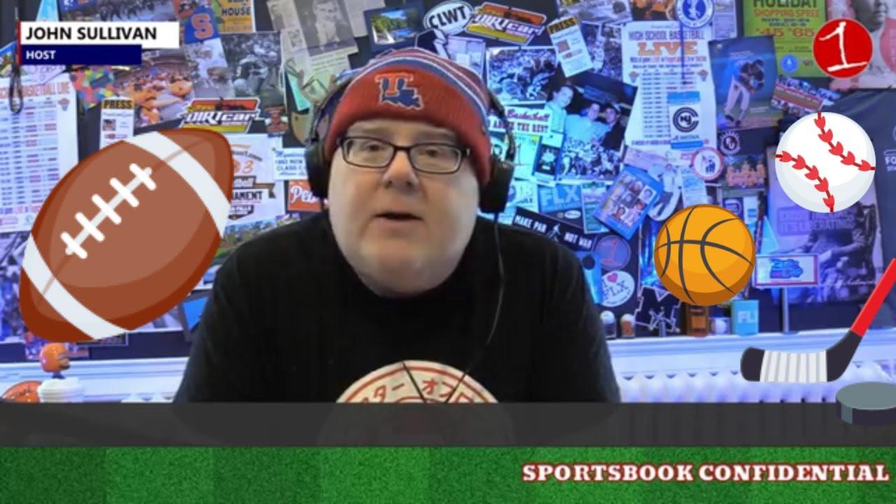 Sports Betting Leaks .::. John Sullivan's Sportsbook Confidential 11/15/19