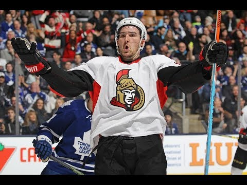 Sens Trade Stone to Vegas, Signs 8 Year Extension After Trade