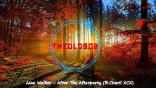 Alan Walker - After The Afterparty (ft. Charli XCX)
