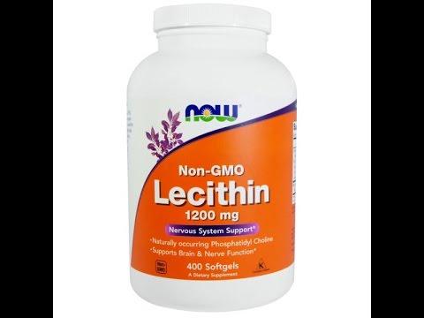 Лецитин — Инструкция По Применению