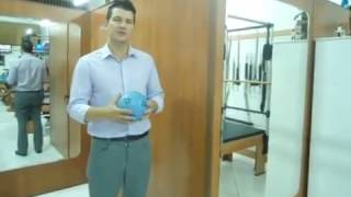 Exercícios Ombro Isométricos Fortalecimento Manguito Rotador - Clínica Fisioterapia Dr. Robson Sitta