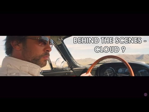 Behind The Scenes Driving - Cloud 9 Music Video