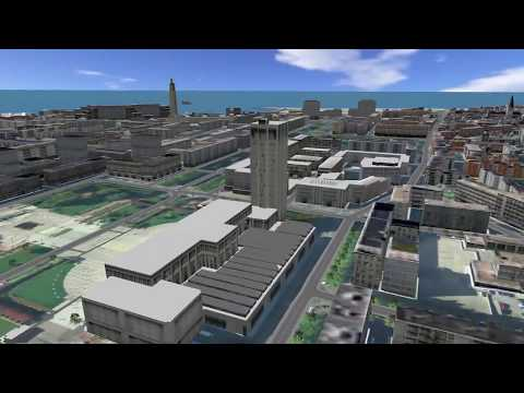 Manila Philippines Google Earth 3D Model by: Rocky_NEL