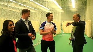 The BEST CRICKET GAME EVER with ENGLAND LEGENDS!!!