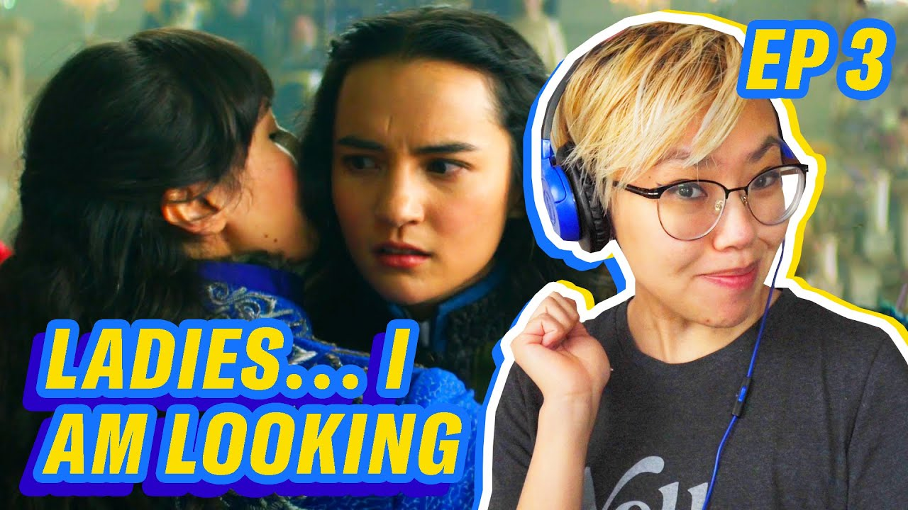 The girlies are FIGHTING and I am LIVING for it!!! 😳👊 Shadow and Bone Episode 3 *Reaction*