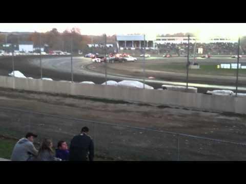 MEI Motorsports @ Black Rock Speedway, Dundee, NY