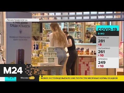 На каких условиях будут работать непродовольственные магазины - Москва 24
