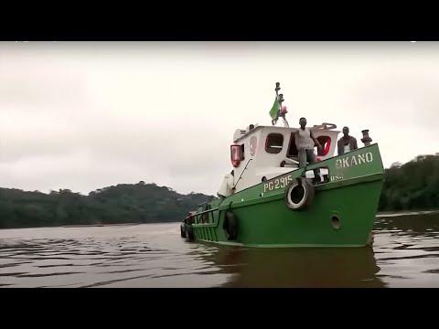Deadliest Journeys - Gabon