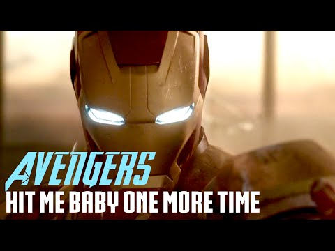 Avengers ◆ Hit Me Baby One More Time (Britney Spears) Fanvid