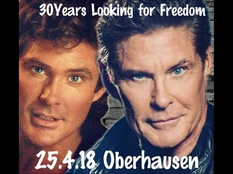 David Hasselhoff - 30 Years Looking for Freedom (full show2018)