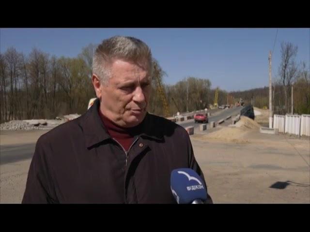 Реконструкція мосту в с. Климентово скоро буде завершена