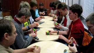 Экстрим на встрече куберов 03.01.2010 Часть 2
