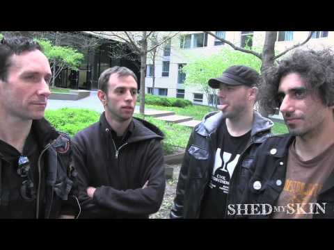 Morning Glory - Interview from Pouzza Fest 2014