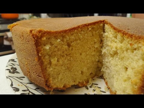 Sponge Cake Recipe Vahrehvah