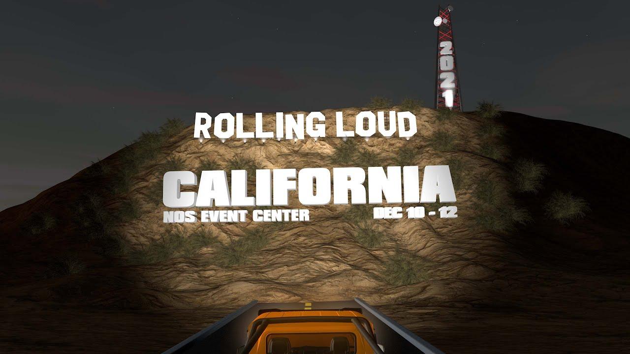 Rolling Loud California 2021