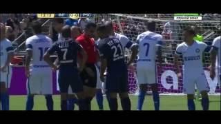 Inter vs PSG 1-3 All Goals ICC 25-07-2016