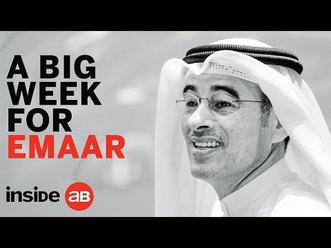 Emaar: shake-ups, growth plans and renewed digital focus