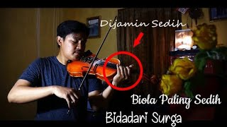 Download lagu Biola Paling Sedih Bidadari Surga Ust Jefri Al buchori