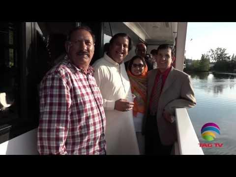 TAG TV Multicultural Roundup - Radio Sadabahar Boat Cruise to Toronto Island @TAGTV
