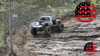 Off-Road Recon FAN video at extreme rock climb at SMORR!
