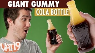 GIANT Gummy Cola Bottle thumbnail