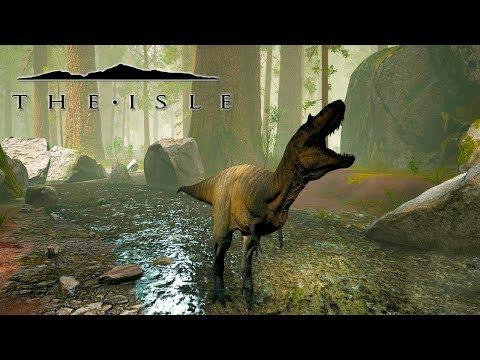 The Isle #65 - NOVO DINOSSAURO, Albertosaurus, Primeiras Impressões (Gameplay PT/BR)