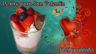 Receta para San Valentin ✿ xiqittina ✿